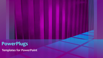 PowerPoint Template - Video Background